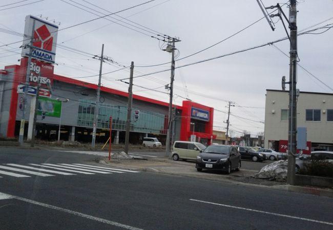 ヤマダ電機テックランド (New釧路店)