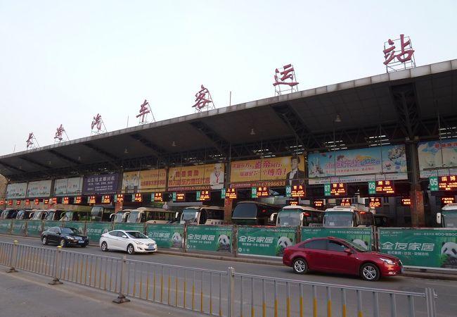 済南広場汽車駅 (済南駅バスターミナル)