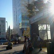 半蔵門線はロッテホテルにも銀糸町公園にもすぐ!