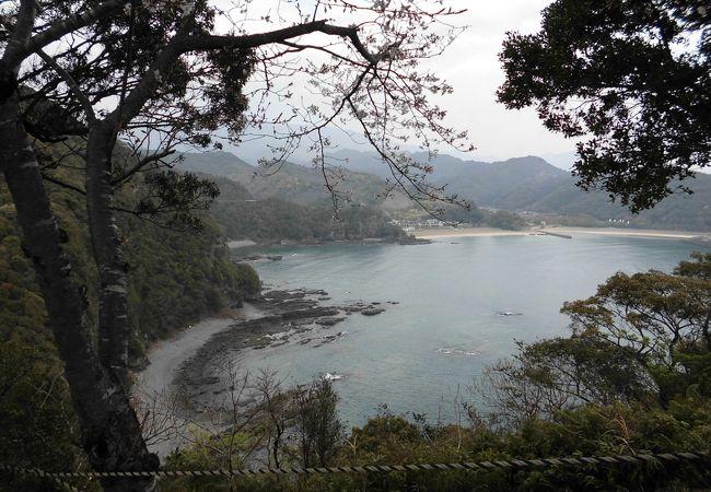 七ツ島展望所