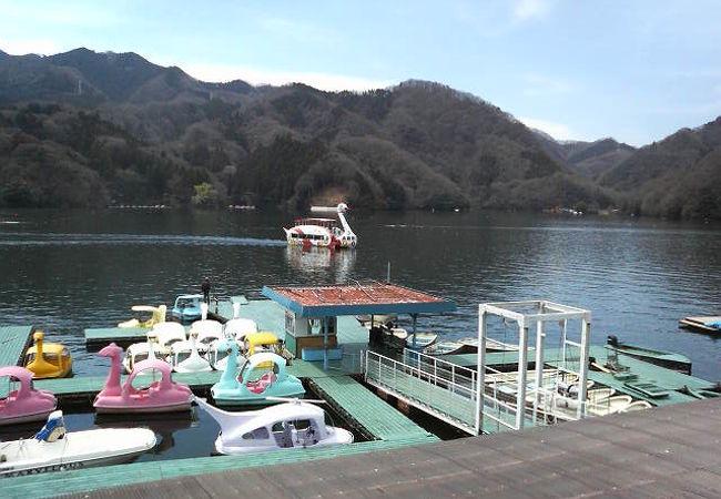 相模湖一周遊覧船(勝瀬観光)