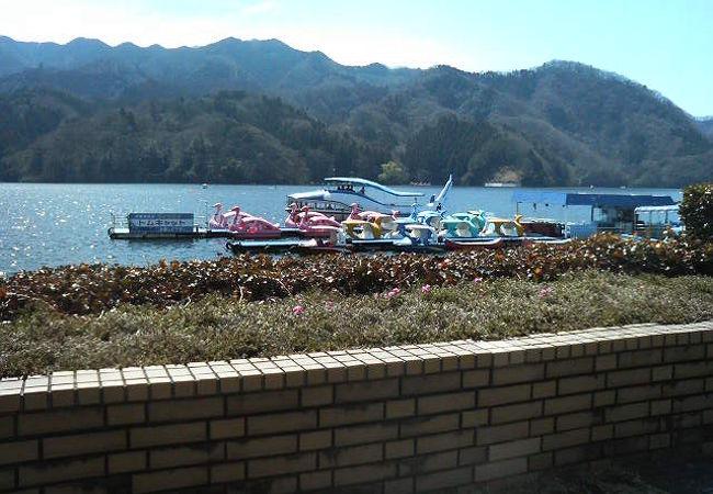 相模湖一周遊覧船(振興ボート)