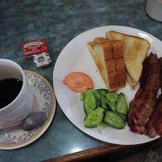 朝食がオススメの店
