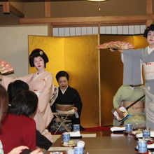 金沢芸妓のほんものの芸にふれる旅