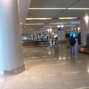 シンプルな空港