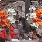 ちょっとユニークな東ティモールのお墓