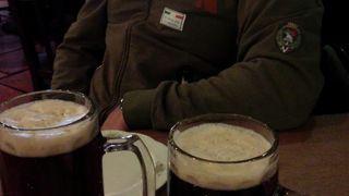 Brauerei Ausschank Pilsener Urquell