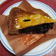 古民家カフェでいただくケーキやパイは大き目