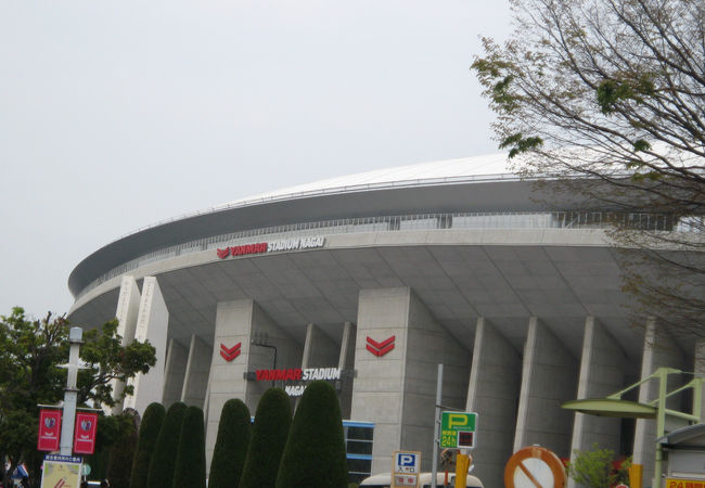 大阪市長居陸上競技場