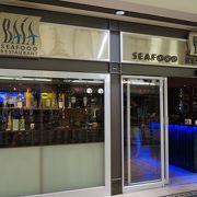 ケープタウンで一番人気のシーフードレストラン