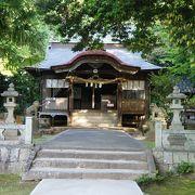 湯田温泉にとっては起源のような場所
