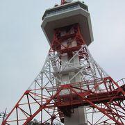 東京タワーにそっくり!