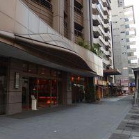 駅とホテル玄関との距離近!