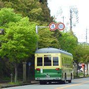 路面電車型バス