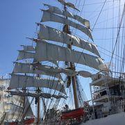 長崎の港を彩る豪華帆船たちの共演