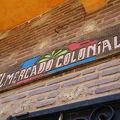 Mercado Colonial