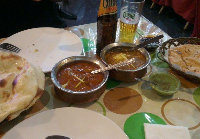 皇宮印度餐廳
