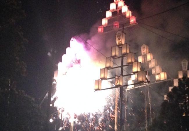 【2021年開催中止】手力の火祭