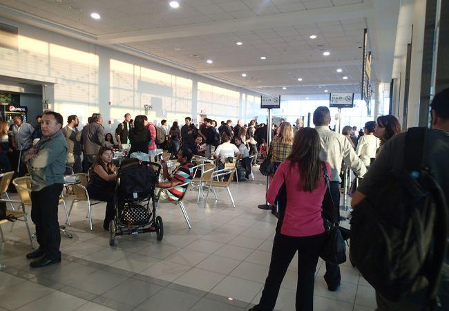 ディエゴ アラセナ国際空港 (IQQ)