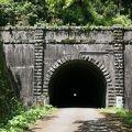 写真:佐敷隧道