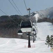 福島でもかなりおおきいスキー場