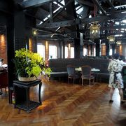 宮原眼科2Fのカフェ&レストラン