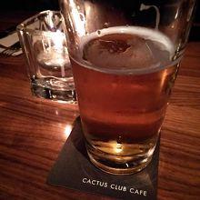 ビール CACUTUS BLONDE ALE CA$6