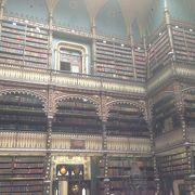 小さな幻想図書館(王立ポルトガル図書館)