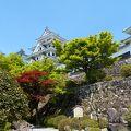 日本最古の木造再建城