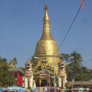 ヤンゴンのシュエダゴン・パヤーよりも高い仏塔