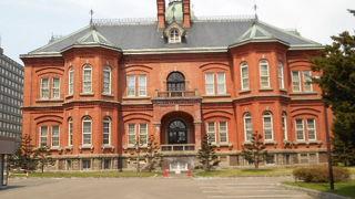 赤レンガの建築物