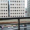 MRT側に泊まりました