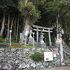 西高野街道沿いに鎮座する神社