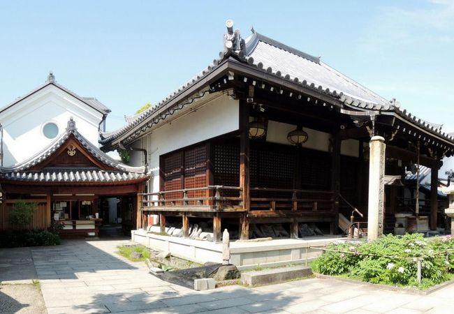 境内に昭和レトロな博物館もあり楽しめるお寺でした