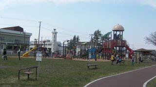 農村公園大型遊具広場
