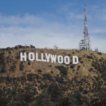 ハリウッドサイン