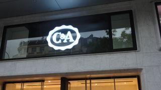 C&A (マドレーヌ店)