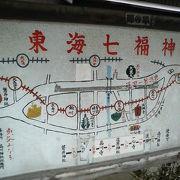 散歩がてらでも回りやすい京急沿線の七福神
