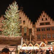 きらびやかなドイツクリスマスマーケット