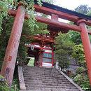 吉野水分神社(重文)