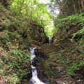 写真:九頭龍の滝