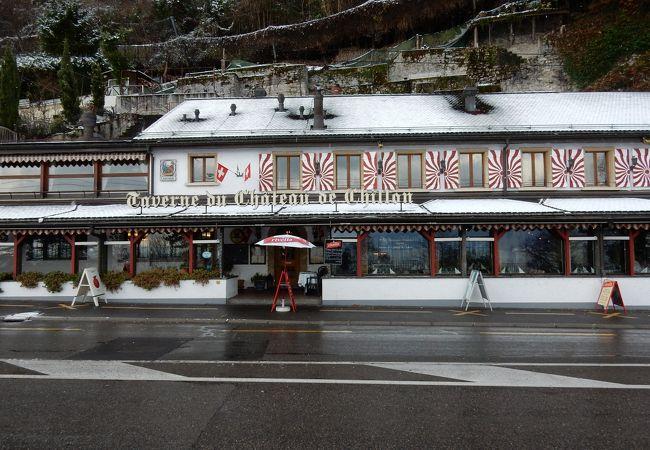 Taverne du Chateau de Chillon