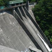 川治ダムとパイプで繋いで、水を最大限に活用