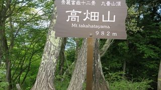 高畑山 (大月市)