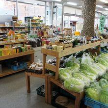 山間部のスーパーの雰囲気でした