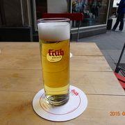ケルシュビールを飲むだけなら・・・。