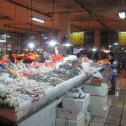 惣菜コーナーが充実している市場です