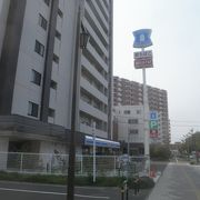 東札幌側の入り口
