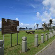 太平洋戦争時の米軍上陸地
