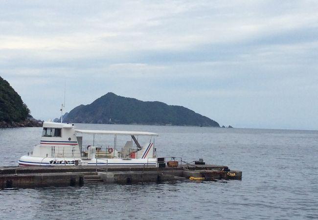 水中展望船ユメカイナ